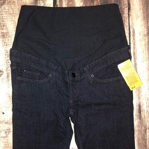 e6bf7982c7 H M mama slim leg maternity jeans size 6